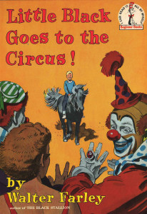 Little-Black-Goes-To-Circus